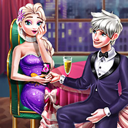Elsa Wedding Proposal